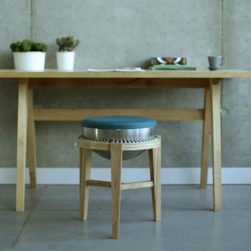 Ovini, la silla del equilibrio 5