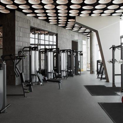 Un gimnasio estilo boutique 7