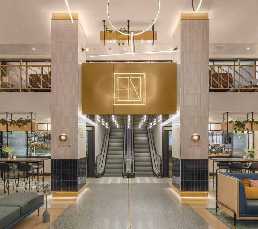 El sol del Hotel Norge 2