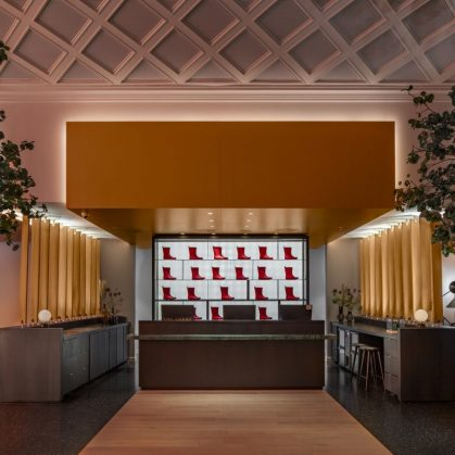 El sol del Hotel Norge 12