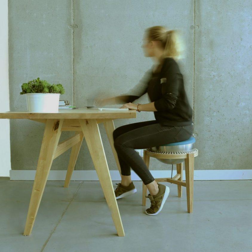 Ovini, la silla del equilibrio 6
