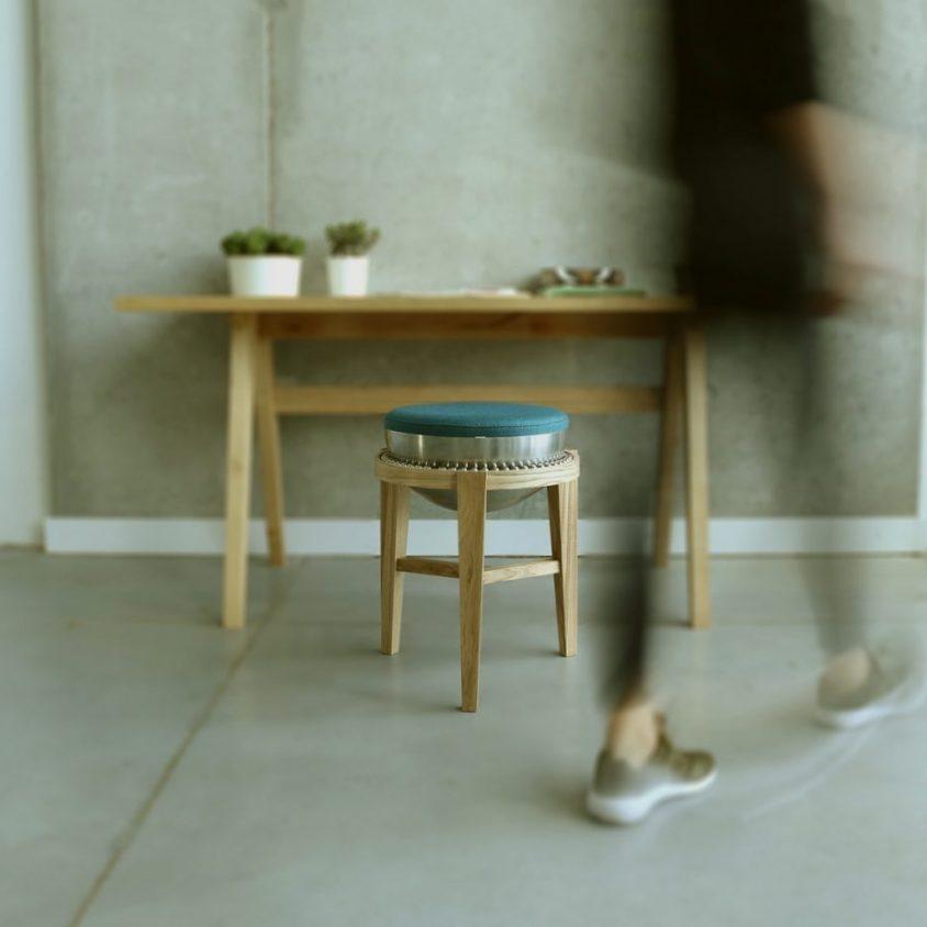 Ovini, la silla del equilibrio 7