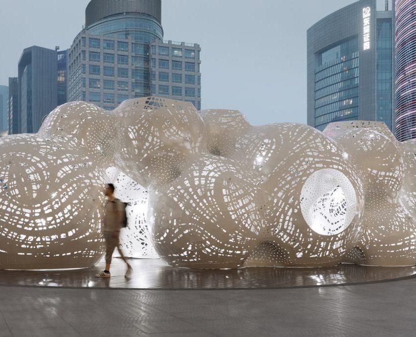 El caparazón de Suzhou 14