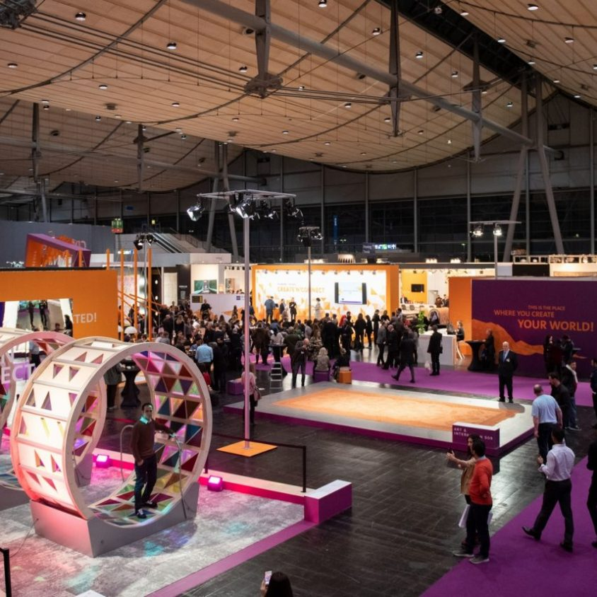 "Domotex 2019, ""Create'n'connect"" 3"