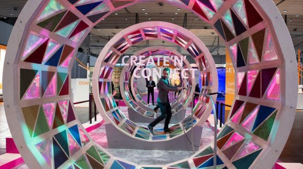 "Domotex 2019, ""Create'n'connect"" 17"