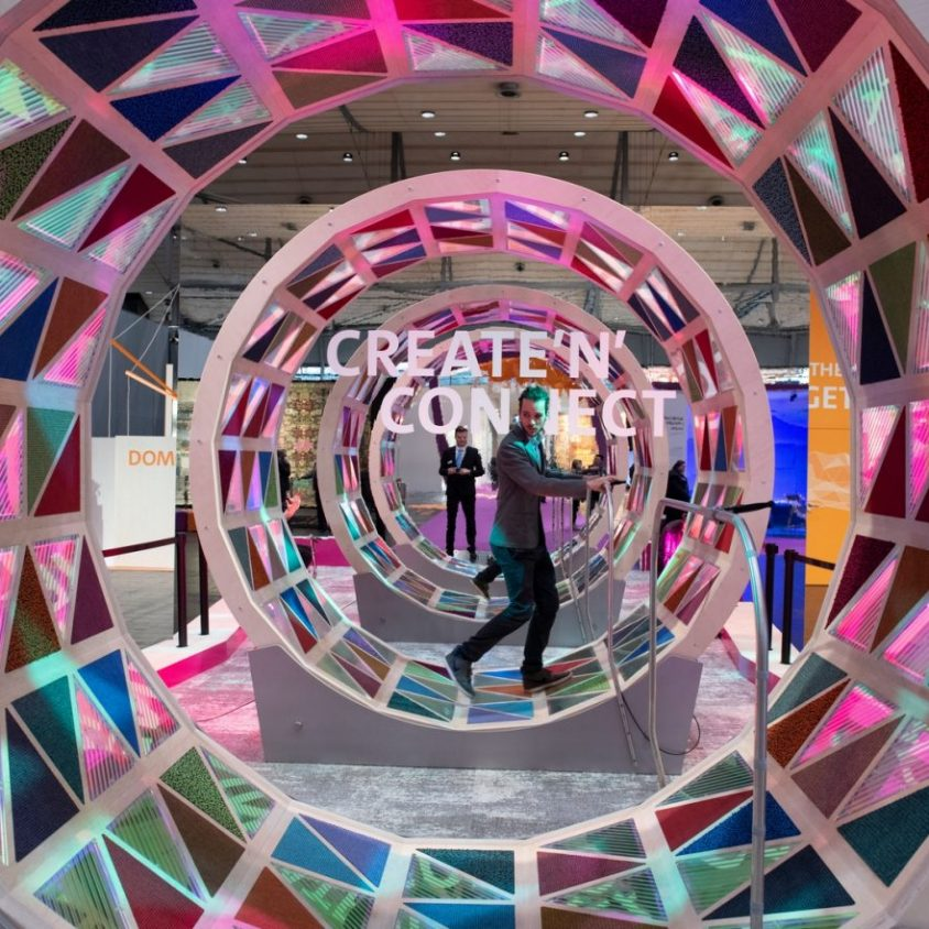 "Domotex 2019, ""Create'n'connect"" 5"