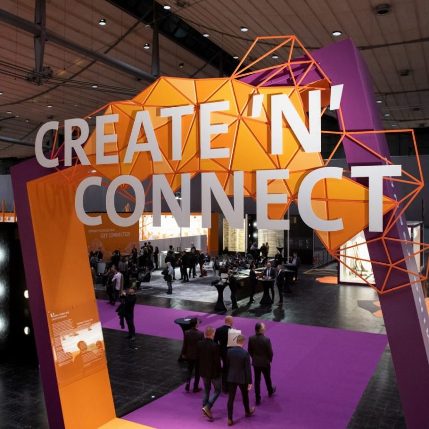 "Domotex 2019, ""Create'n'connect"" 1"