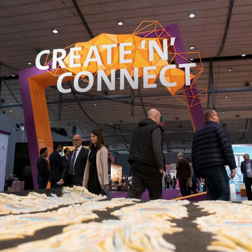 "Domotex 2019, ""Create'n'connect"" 4"