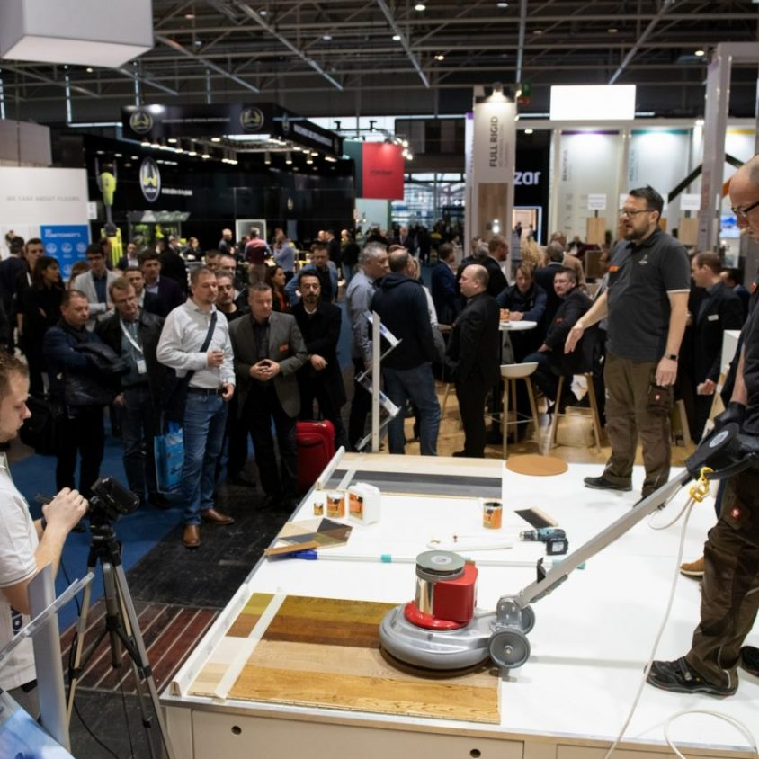 "Domotex 2019, ""Create'n'connect"" 11"