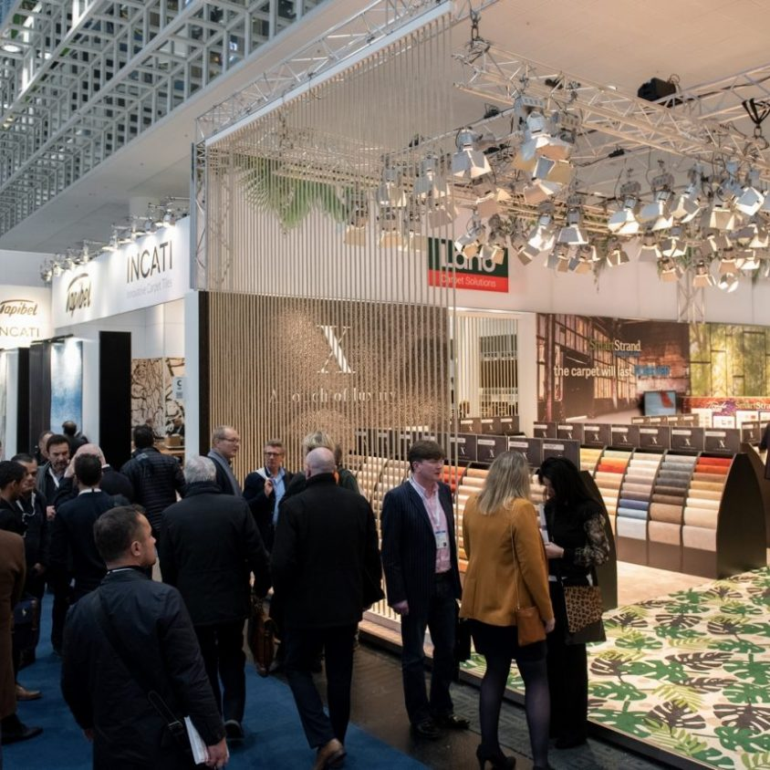 "Domotex 2019, ""Create'n'connect"" 14"