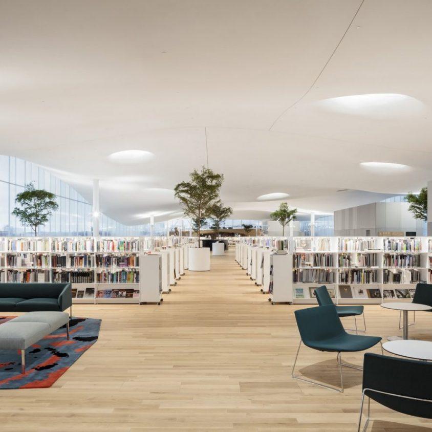 La nueva era de las bibliotecas 10