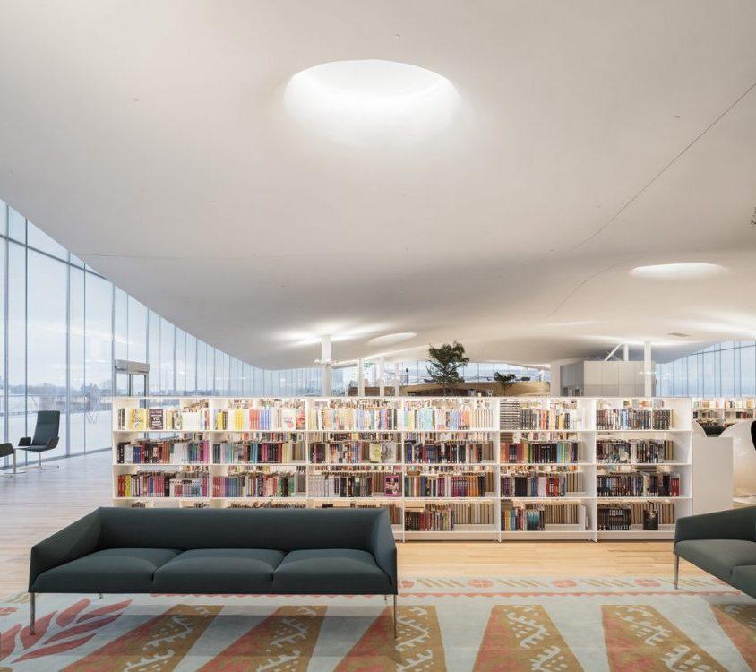 La nueva era de las bibliotecas 20