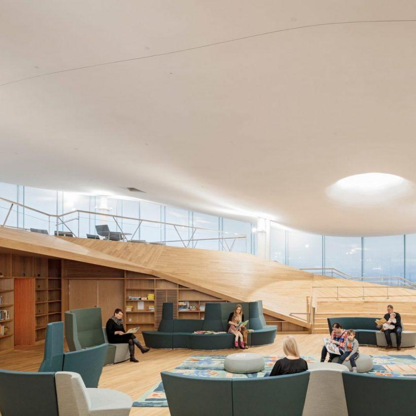 La nueva era de las bibliotecas 8