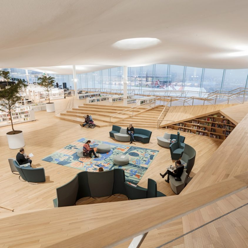 La nueva era de las bibliotecas 7