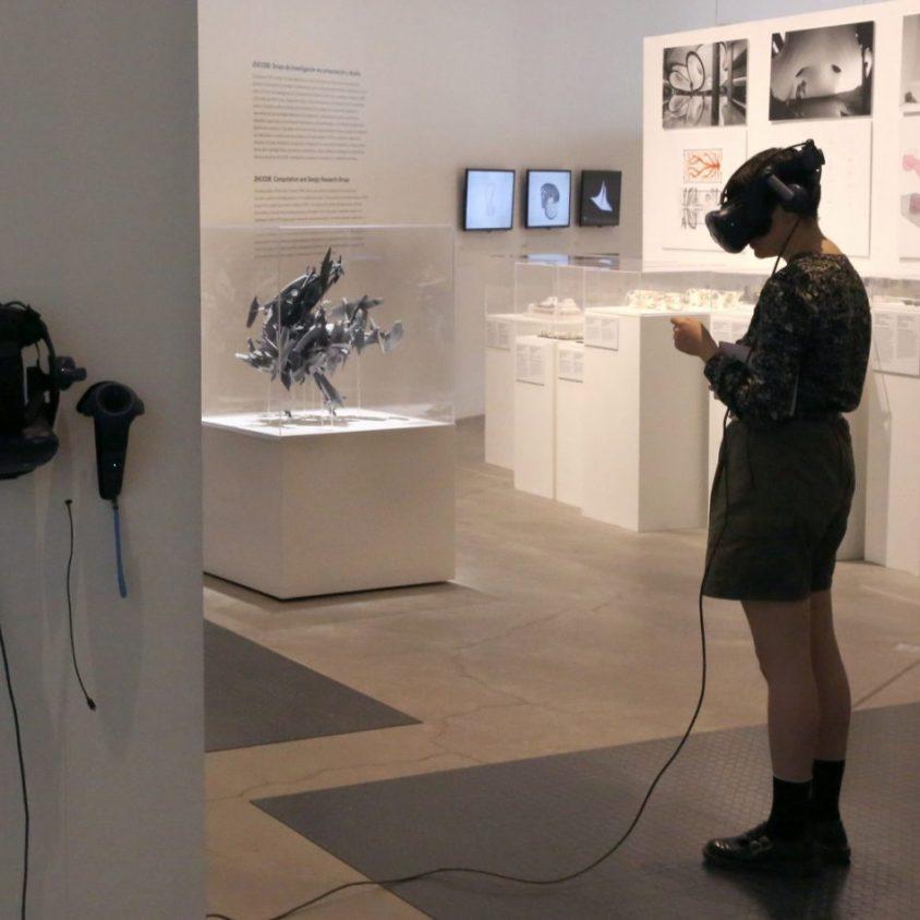 Construir y colaborar a través de la realidad virtual 7