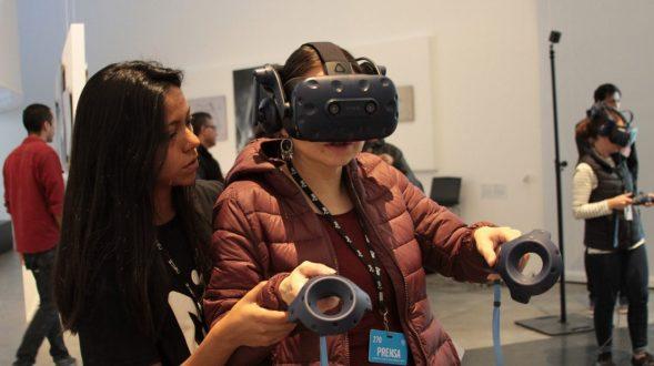 Construir y colaborar a través de la realidad virtual 16