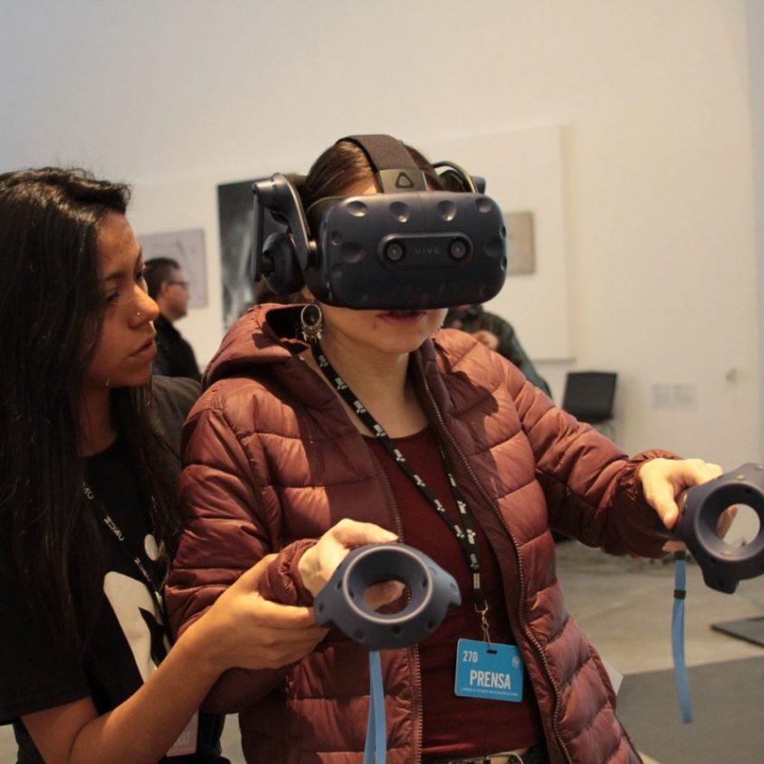 Construir y colaborar a través de la realidad virtual 2