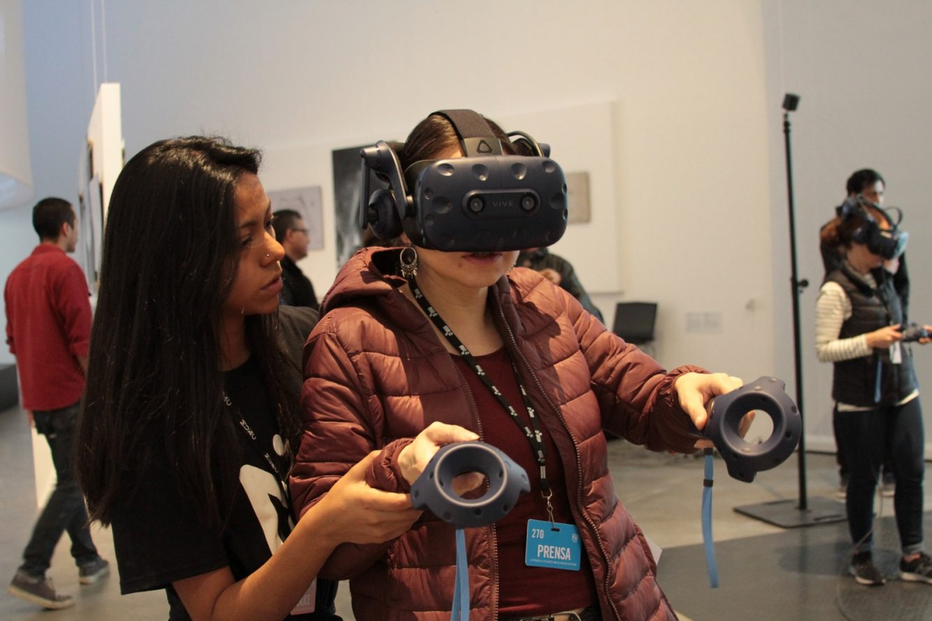 Construir y colaborar a través de la realidad virtual 8
