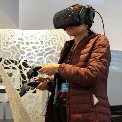 Construir y colaborar a través de la realidad virtual 4