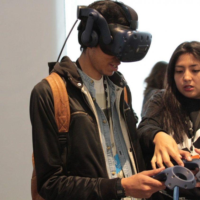 Construir y colaborar a través de la realidad virtual 3