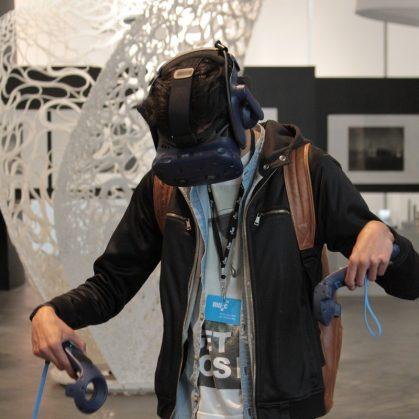 Construir y colaborar a través de la realidad virtual 5