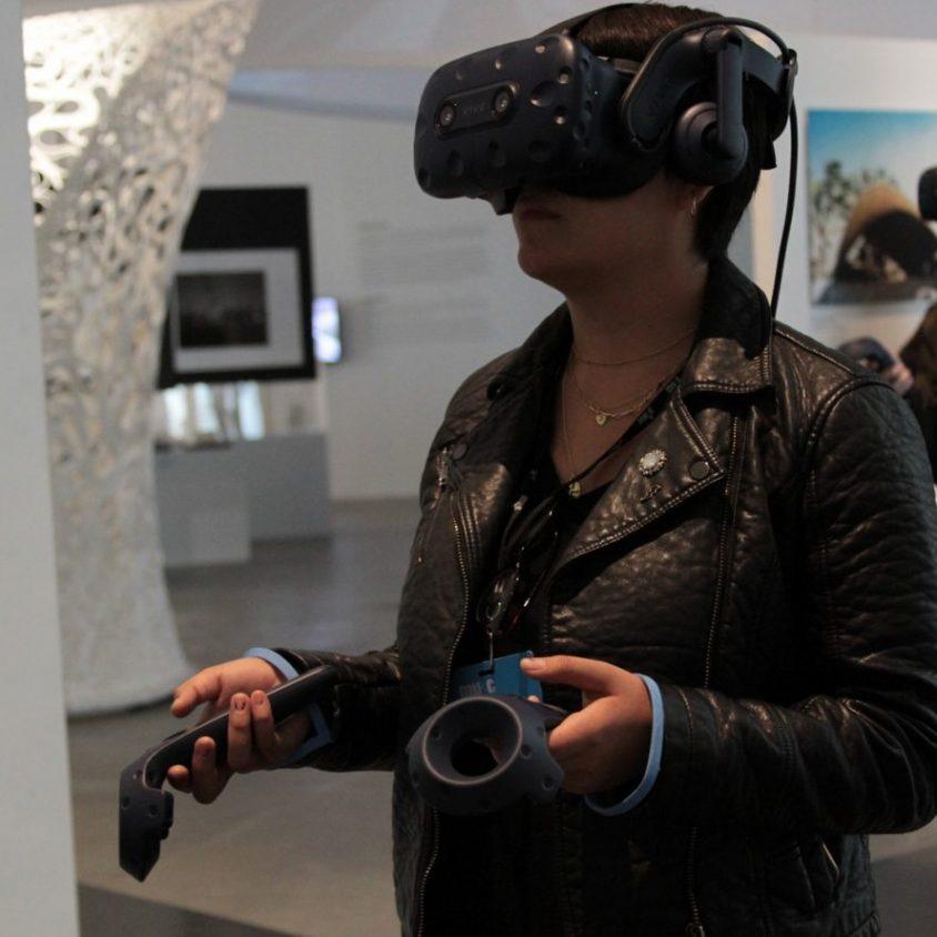 Construir y colaborar a través de la realidad virtual 6