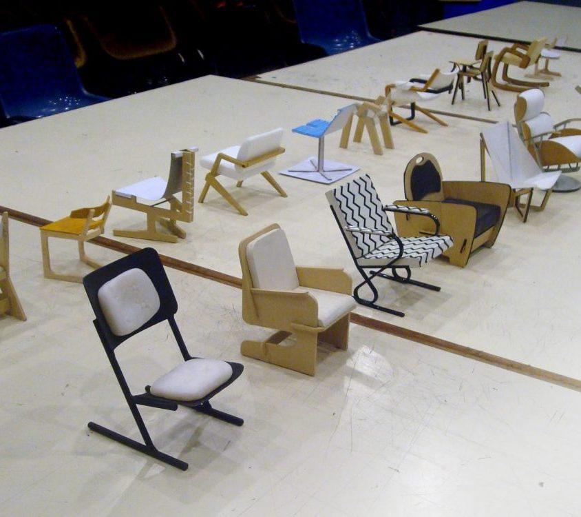 Posgrado: Diseño de Mobiliario (DIMO) 7