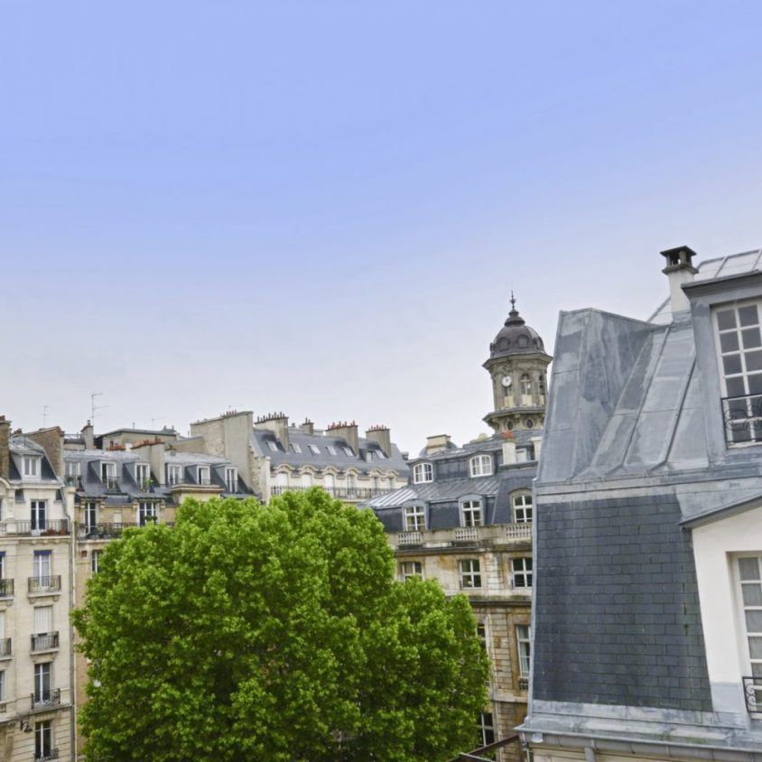 Duplex en París 1