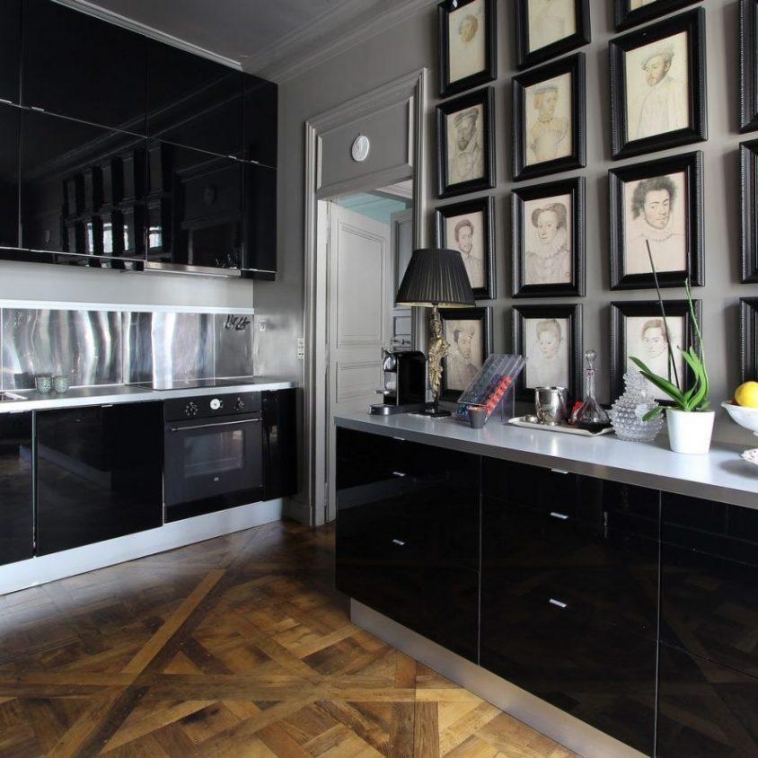 Duplex en París 8