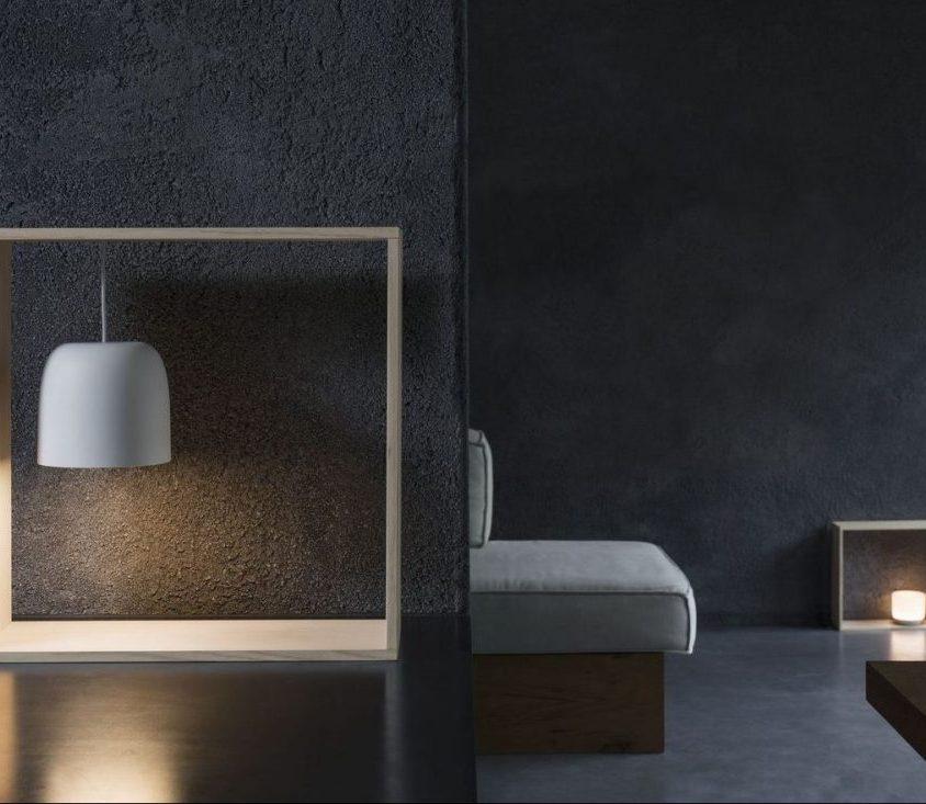 El diseño de Nendo para iluminar con Gaku 4