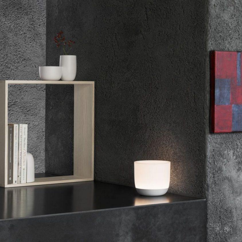 El diseño de Nendo para iluminar con Gaku 5