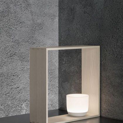 El diseño de Nendo para iluminar con Gaku 6
