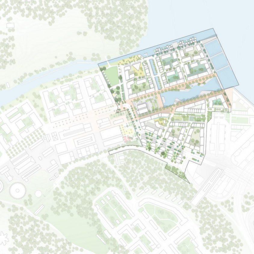 Un vecindario real en el puerto 2