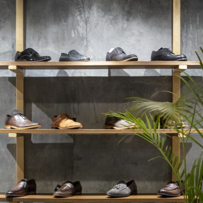 El efecto latón para el calzado 25