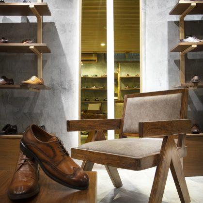 El efecto latón para el calzado 18