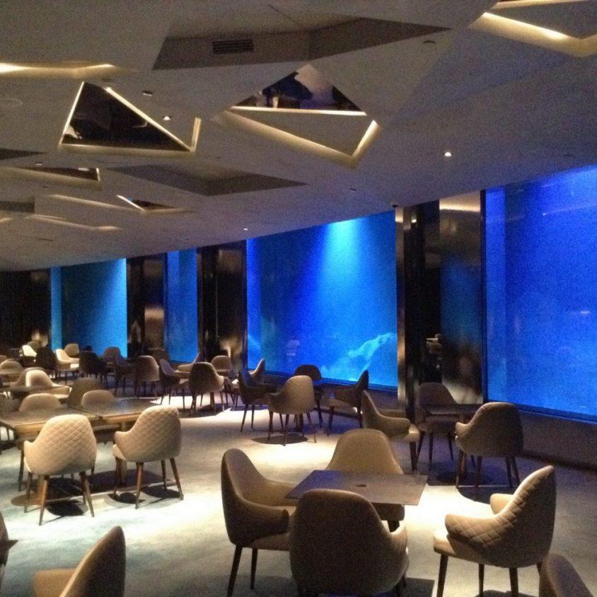 Shimao, un hotel de lujo en una cantera 13