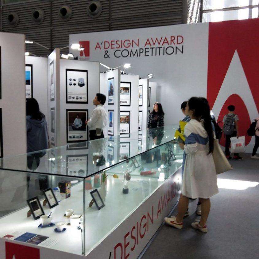 Última convocatoria para A' Design Awards & Competition 2