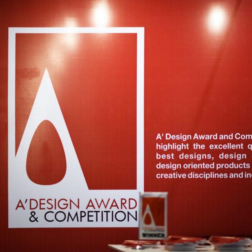 Última convocatoria para A' Design Awards & Competition 1