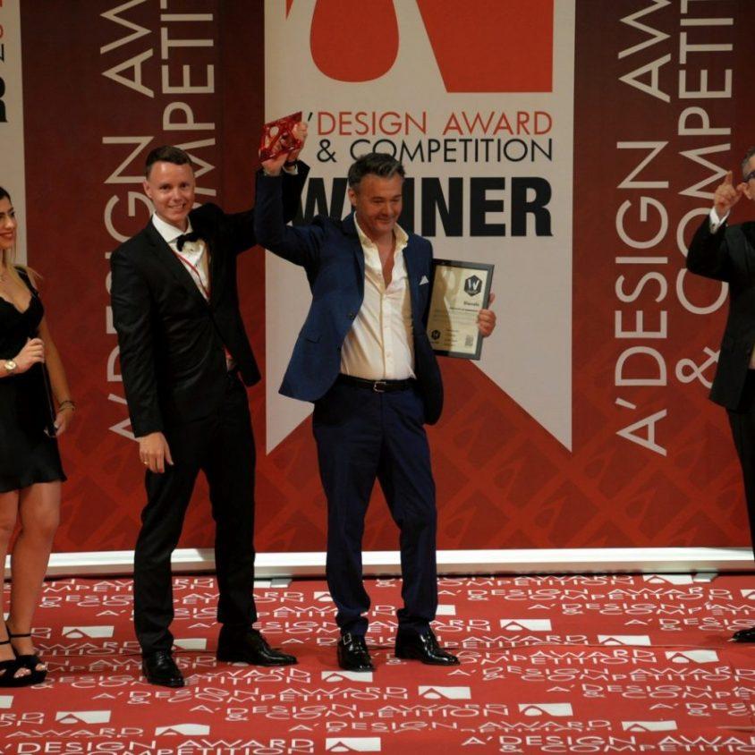 Última convocatoria para A' Design Awards & Competition 3