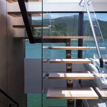 Una casa flotante de lujo 17