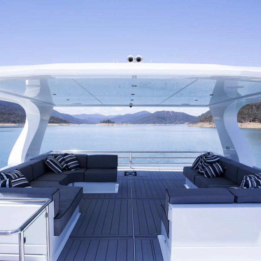 Una casa flotante de lujo 16