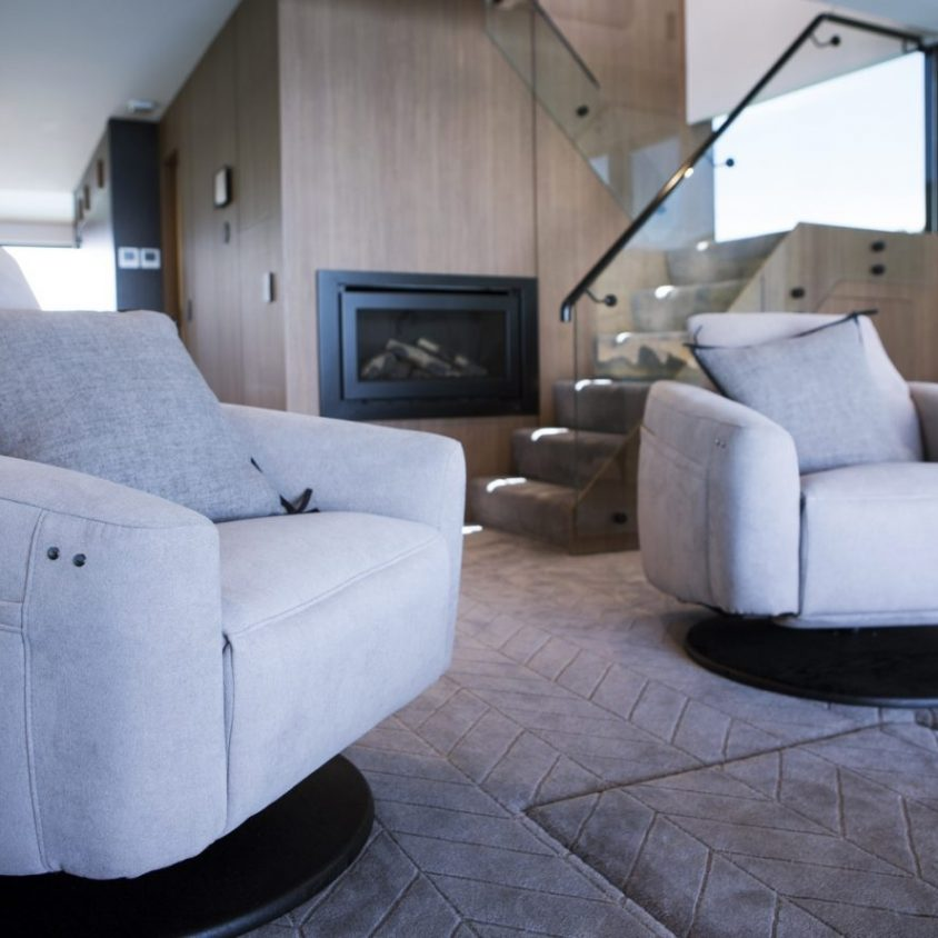 Una casa flotante de lujo 11