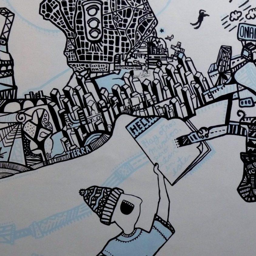 """El """"guiso gráfico"""" de Onaire 6"""