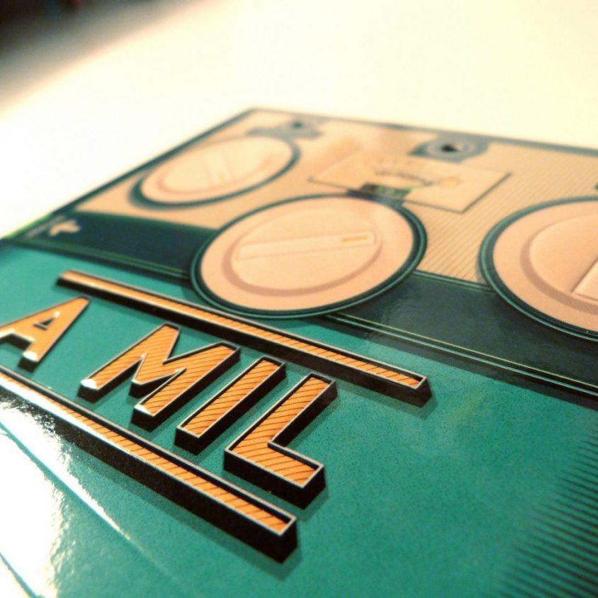 """Un diseño de tapa para estar """"A mil"""" 12"""