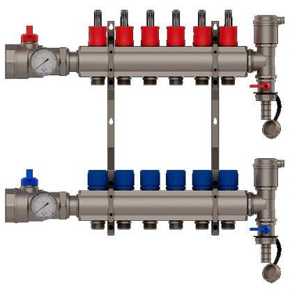 Sistema PEX de Calefacción Tigre 3