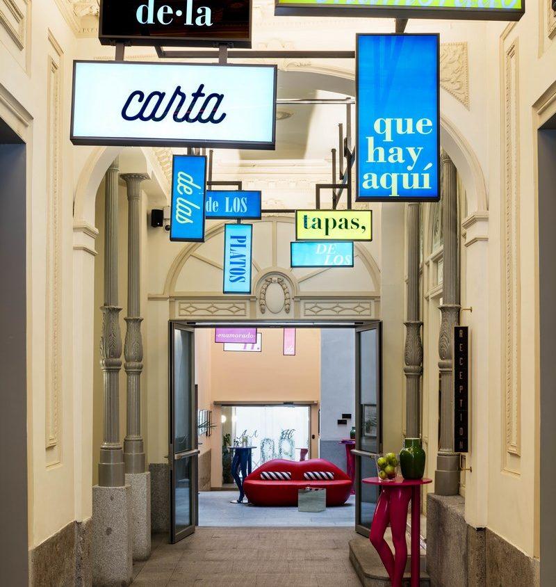 Hotel Axel, libertad y diversión en Madrid 7