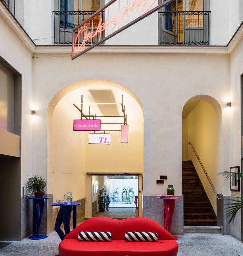 Hotel Axel, libertad y diversión en Madrid 5