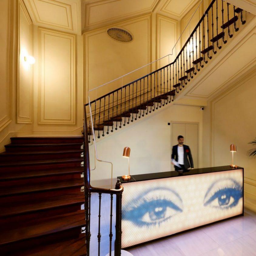 Hotel Axel, libertad y diversión en Madrid 1