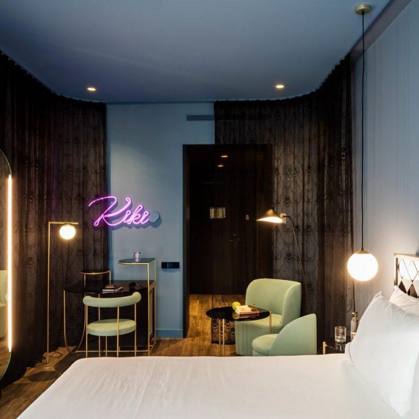 Hotel Axel, libertad y diversión en Madrid 10