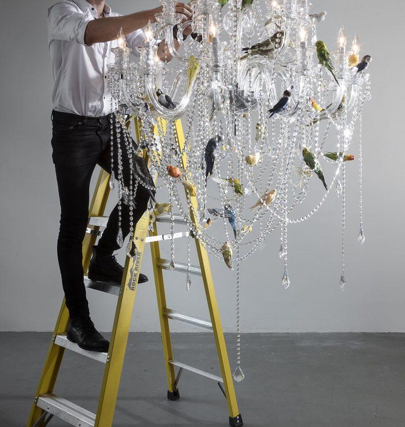 """Breaking the box"", el mobiliario desplegable de Sebastian ErraZuriz 24"